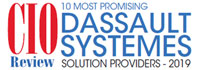Top 10 Dassault Systemes Solution Companies - 2019